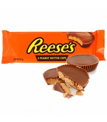 Reese's peanut butter cups 51 г