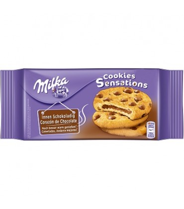 Milka Sensations Cookies 156 г