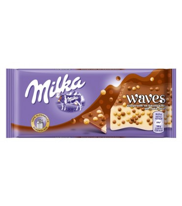 Milka Waves Cookie 81 г