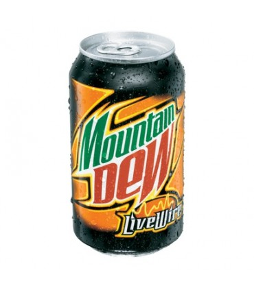 Mtn Dew Live Wire 0,33 л.