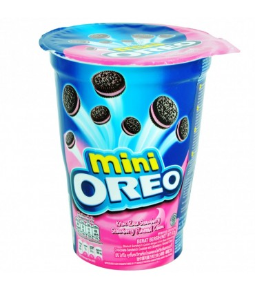 Oreo mini strawberry 67 г.