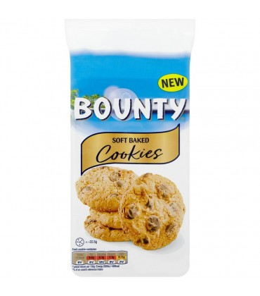 Bounty Soft Baked Cookies 180 г