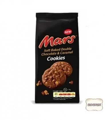 Mars Soft Baked Cookies 180 г