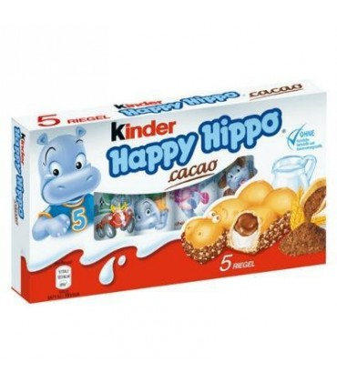 Kinder Happy Hippo 104 г