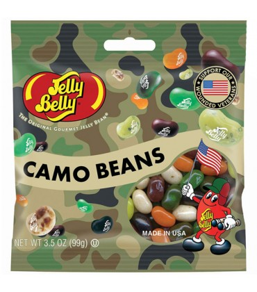 Jelly Belly Camo Beans 100 г.