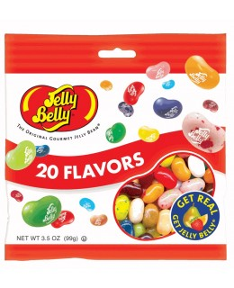 Jelly Belly 20 вкусов 100 г.