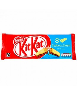 KitKat Cookies and Cream 165 г.
