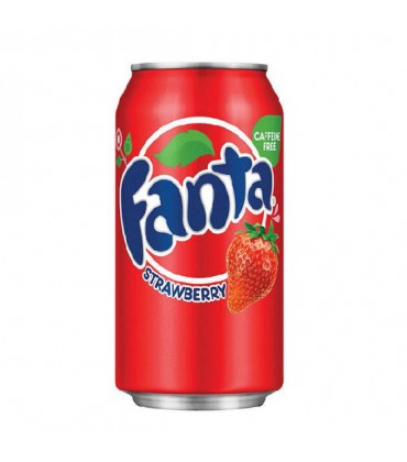 Fanta Strawberry 0,355 л.