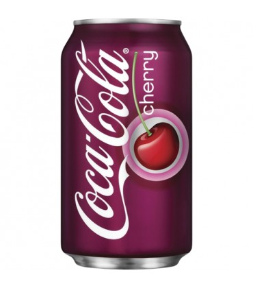 Coca Colla Cherry 0,33 л.